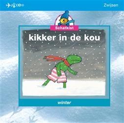 Schatkist nieuw uit pakket 2 - Prentenboek anker Winter