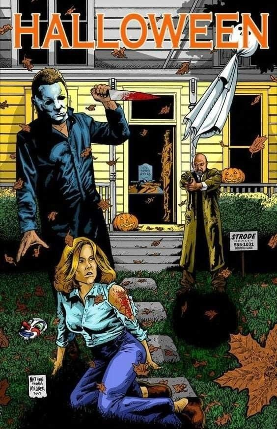 Pin by Amanda Caroline on MICHAEL MYERS THE NIGHT HE CAME