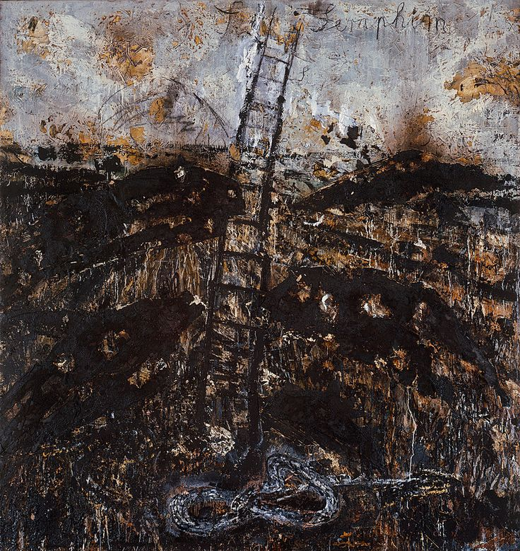 Collection Online | Anselm Kiefer. Seraphim. 1983–84 - Guggenheim Museum