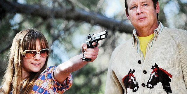 ✖✖✖ Joel Murray and Tara Lynne Barr in God Bless America ✖✖✖