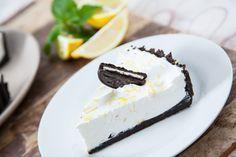 Receita de tarte de bolacha de chocolate com creme de limão. Descubra como cozinhar tarte de bolacha de maneira prática e deliciosa com a TeleCulinária!