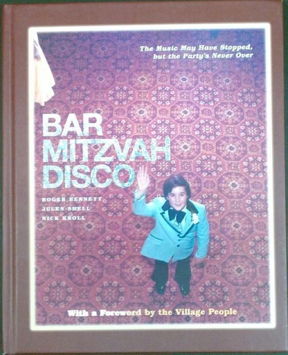 Bar Mitzvah Disco.  The secret world of the librarian in the form of Awful Library Books, a gem of a website made by two public librarians from Michigan who have been holding court at various reference desks for over ten years. It is a  collection of library holdings that our librarians, Mary and Holly, find amusing, questionable or just awful.