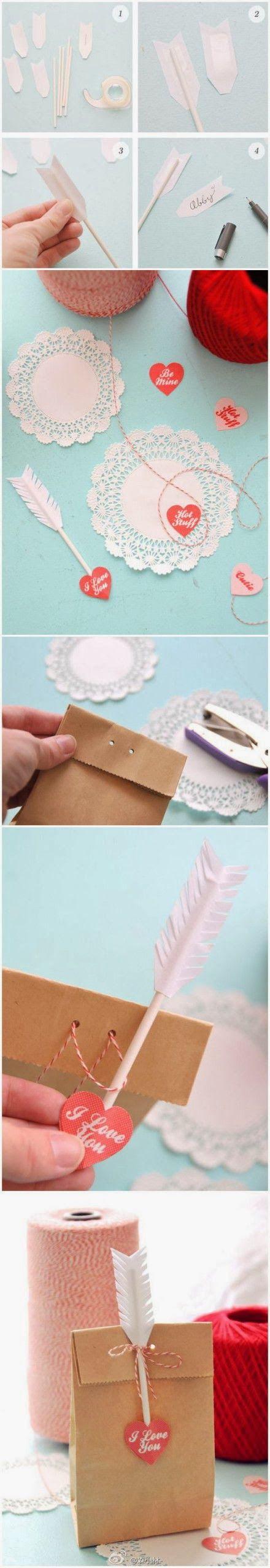 DIY : Small Love Packaging   DIY & Crafts Tutorials