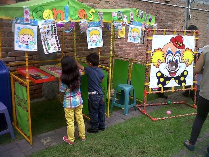 Renta De Puestos De Feria Tipo Kermes Fiestas Infantiles - Coyoacán - en MercadoLibre