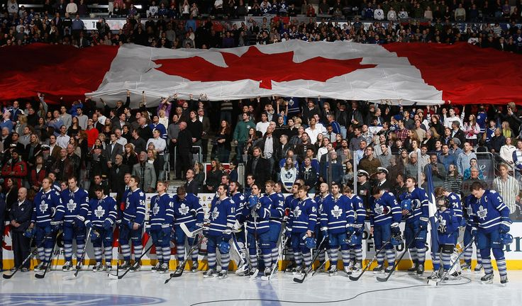 Toronto Maple Leafs<3