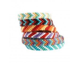 friendship bracelets patterns with instructions free