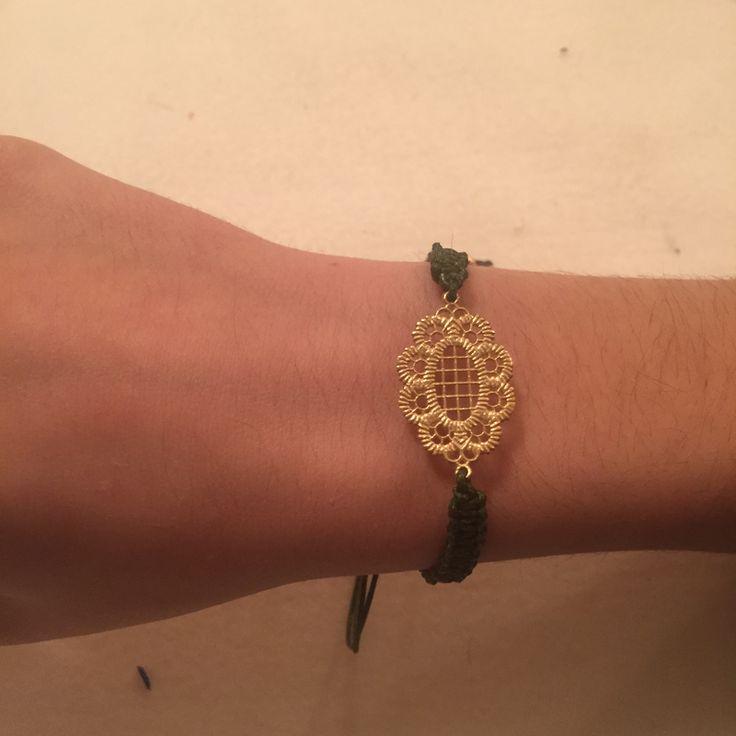 Bracelets : Macrame bracelet