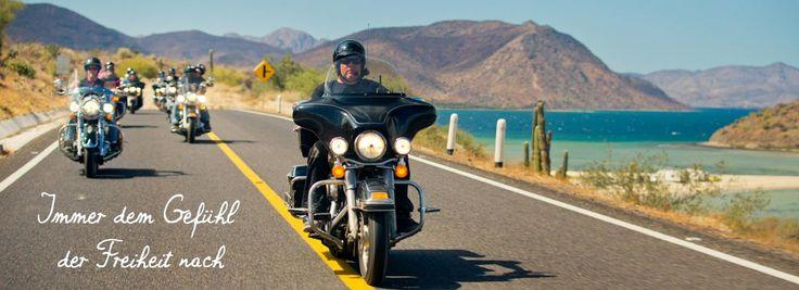 Der Wind streift Ihnen durchs Gesicht. Kakteen ziehen an Ihnen mit hoher Geschwindigkeit vorbei. Sie fühlen sich wild. Sie fühlen sich frei. Sie leben gerade Ihr eigenes Roadmovie. Bei einer geführten Motorradtour von Los Angeles bis nach Cabo San Lucas in Mexiko kommen Sie dem Himmel auf zwei Rädern so nah wie noch nie zuvor. 15-tägige Motorradtour von Los Angeles nach Cabo San Lucas inkl. Flug.