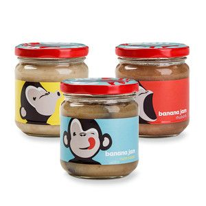 Banana Jam Multi 3Pk, 14€, now featured on Fab.