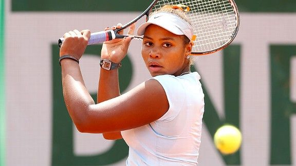 Young and ambitious 2013+French+Open+--+Fitter+Taylor+Townsend