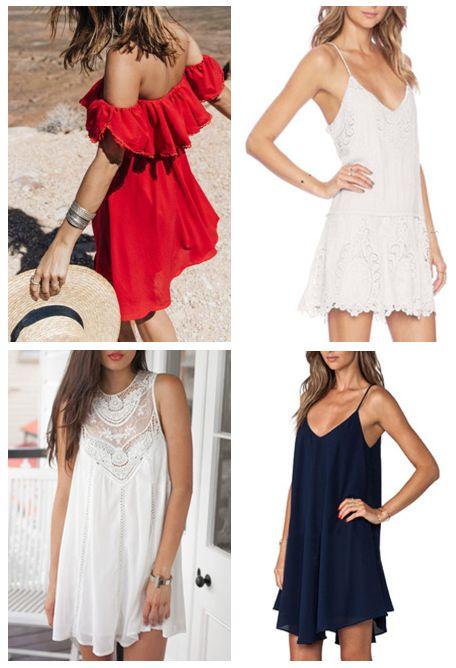 Affordable Summer Dresses + #GIVEAWAY
