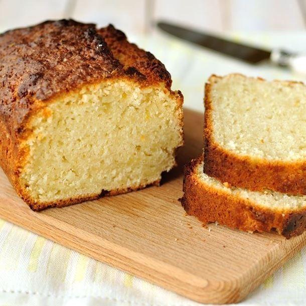 Gâteau au yaourt végétalien et sans gluten