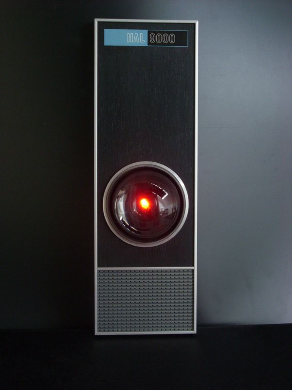 HAL 9000 Panel (2001:A Space Odyssey) - pg.5 final Update ...