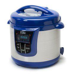 MaxiMatic EPC-808 Pressure Cooker