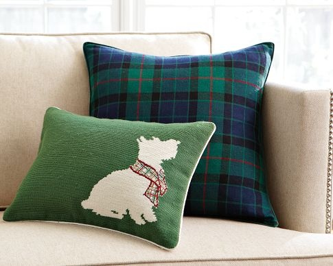 Westhighland White Terrier Pillow