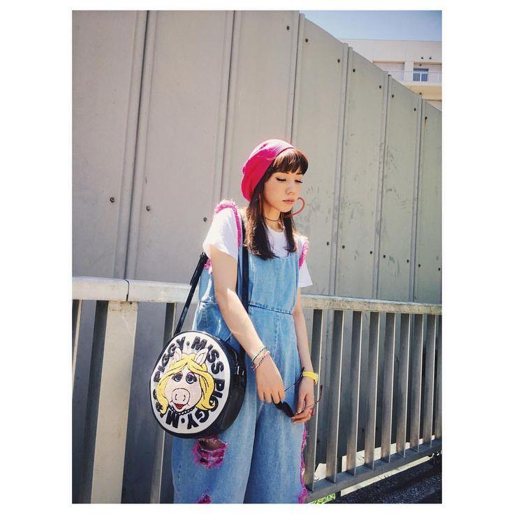 Riisa Naka 仲里依紗さんはInstagramを利用しています:「ピギーちゃん @littlesunnybiteyoppy」