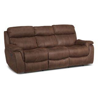 Morrow Sofa inclinable - brun marron