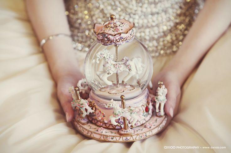 carousel + music box