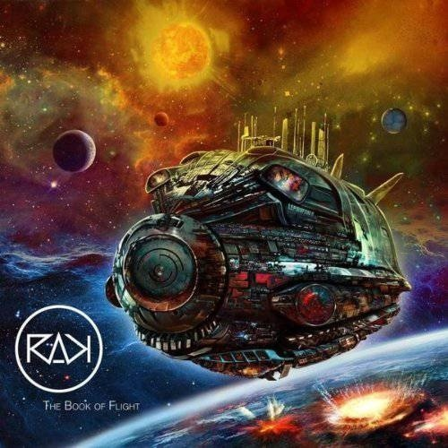 "RAK - The Book of Flight  Very good album by a band unknown to me until now...on their web site, I red that it's the second album for this Swiss-based band. This album is really strong, melodic, dense...really what I call prog music. Those who loved ""Unfolded like staircase"" of Discipline will really appreciate this album. A must have in 2012....my rate 9.3/10"