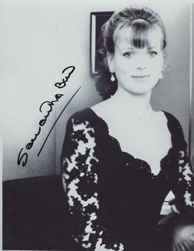 samantha #bond #007 james #bond authentic autograph as moneypenny from $7.6