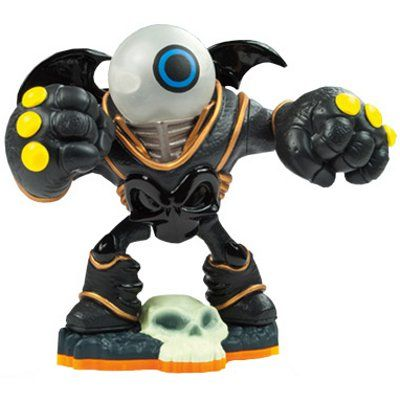Skylanders Giants - Eye Brawl (Giant) [Undead] Character, Series 2