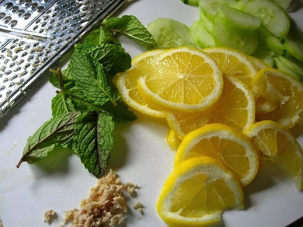 Sassy Water for Flat Belly Diet - PositiveMed