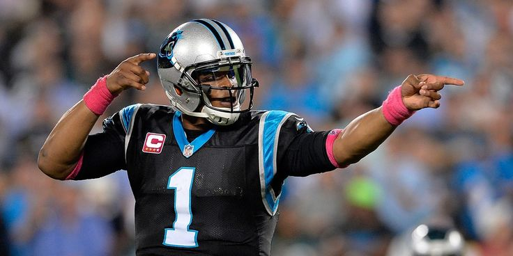 Behind an elite defense and an improved offense, the Carolina Panthers are undefeated, even if Cam Newton isn't playing his best.