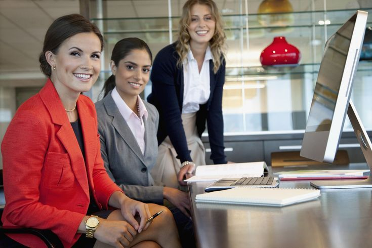 Images of Business Casual Dress for the Workplace: Pictures of Business Attire for a Business Casual Workplace
