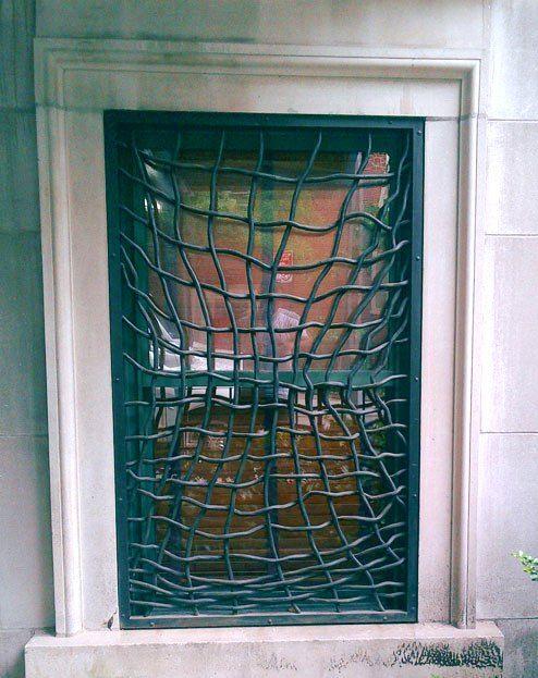 Nyc Window Bars Metal Art Window Bars Doors Bar