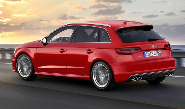 Audi A1 is based on a three-door and five-door S1 S1 Sportback Cars developed, both of which feature a 2.0 TFSI four-cylinder with an output of 231 Nm pk/370. Of course, the quattro S1 also because all that power do you spend on the asphalt, not only through the front wheels.