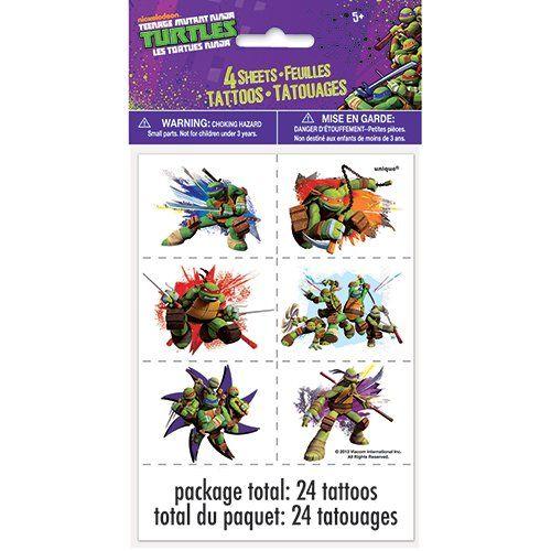 Teenage Mutant Ninja Turtles Tattoos, 4 Sheets Teenage Mutant Ninja Turtles,http://www.amazon.com/dp/B00DO2J8CC/ref=cm_sw_r_pi_dp_CnxGtb0A072MDKS1