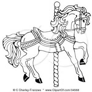 Horse Coloring Pages - Bing Images