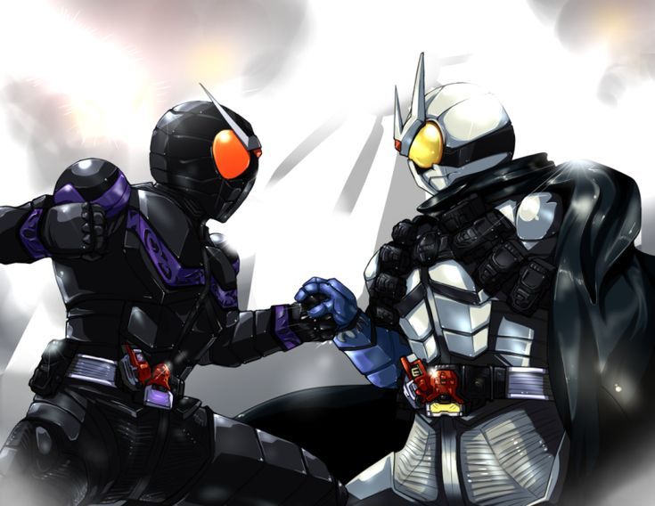 Kamen Rider Baron Wallpaper