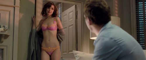 Rose Byrne Strips Down In I Give It A Year I Give It
