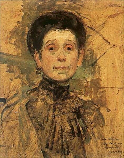 It's About Time: Polish Impressionist Olga Boznanska 1865-1945