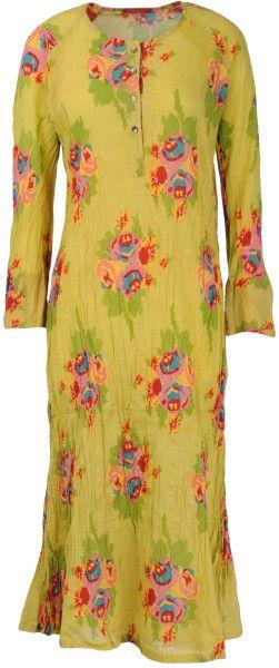 Lisa Corti Green Long Dresses