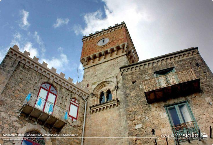 Torre dell'orologio - Mussomeli - Caltanissetta