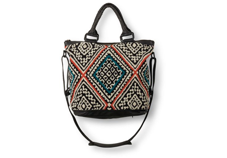 undefined Moroccan Tile Tote