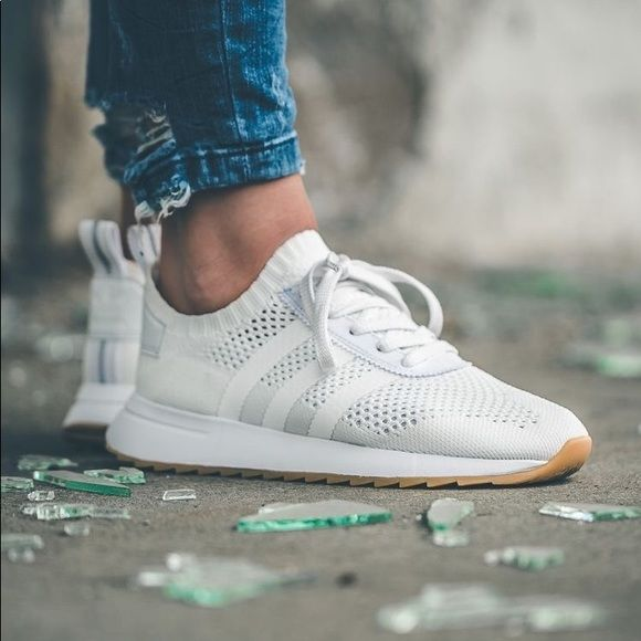 adidas Shoes | Flashback Primeknit Casual Sneakers 7