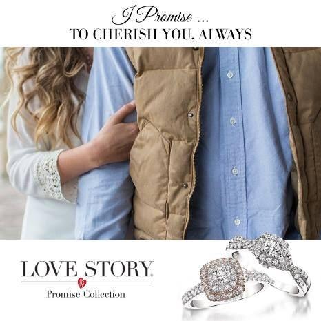 Love Story at Lustig Jewelers - Vernon Hills, IL