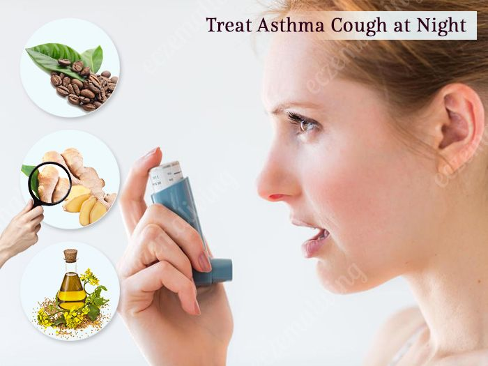 Asthma Cough At Night 9 Top Nighttime Asthma Home Remedies