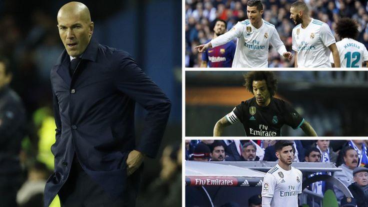 """Las claves del bajón del Real Madrid -  """"Por primera vez desde que juego en el Barcelona he sentido que el Real Madrid es superior"""". El que lo dijo fue Gerard Piqué y lo hizo tras ver cómoel equipo blanco pasaba por encima del azulgranaen el pasado mes de agosto. 5 meses después,el once de Zidane se encuentra a 16 punto... - https://notiespartano.com/2018/01/08/las-claves-del-bajon-del-real-madrid/"""