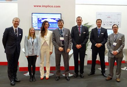 Implico Team at StocExpo 2015