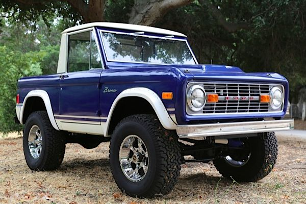1977 Ford Bronco for Sale | For Sale: 1977 Ford Bronco - GRAB A WRENCH