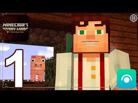 http://minecraftstream.com/minecraft-gameplay/minecraft-story-mode-gameplay-walkthrough-part-1-episode-1-ios-android/ - Minecraft: Story Mode - Gameplay Walkthrough Part 1 - Episode 1 (iOS, Android)  Minecraft: Story Mode – Gameplay Walkthrough Part 1 – Episode 1 (iOS, Android) Minecraft: Story Mode Walkthrough Playlist – https://www.youtube.com/playlist?list=PLGtZwVE-T07sdW768Aj68-iu3tjgE_uVT Subscribe –...