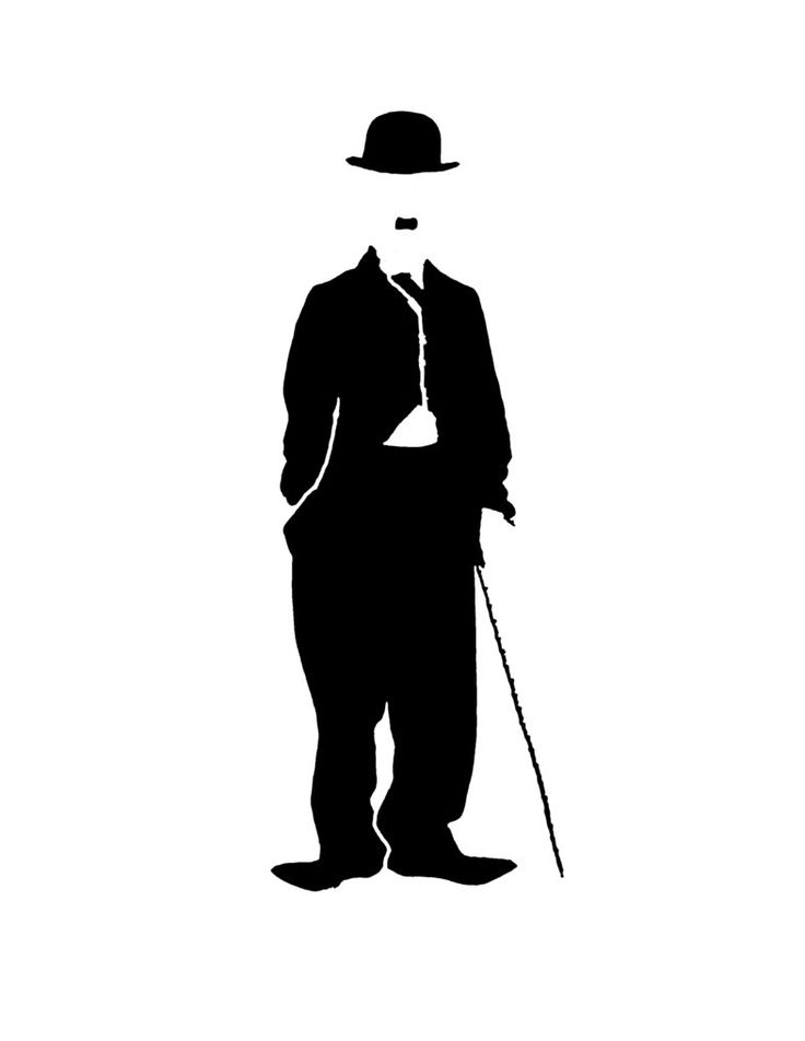 Charlie Chaplin, The Tramp by ConquerorRomulus on deviantART