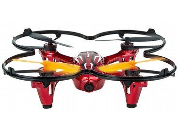 The Carrera 2.4GHZ Video ONE RC Radio Controlled Quadcopter is one of the newest releases from Carrera and is part of the radio control Quadcopter range.