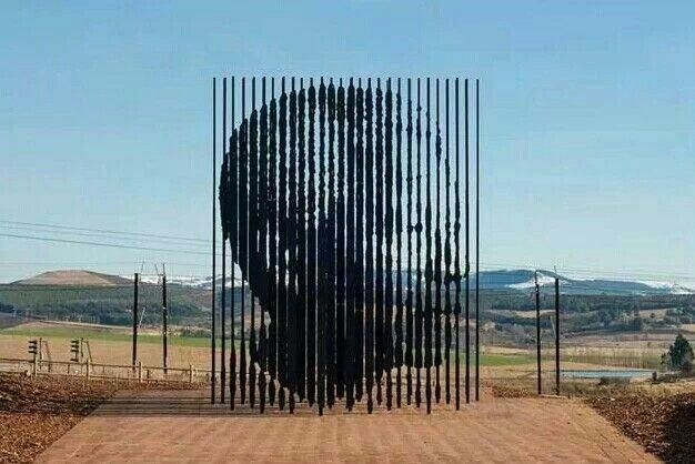 My favourite #Mandela portrait. ..