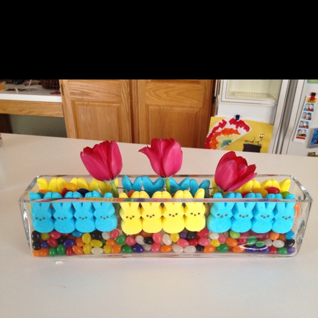 My Easter centerpiece :)