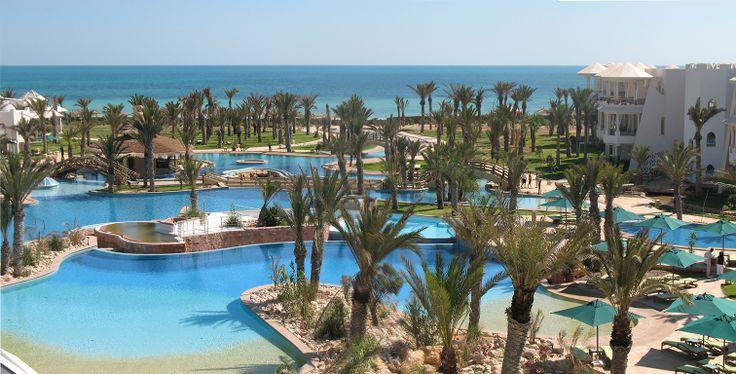 Hôtel Hasdrubal Prestige *****, Tunisie, Djerba http://bit.ly/Hasdrubal